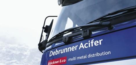 Trasporto logistica Debrunner Acifer