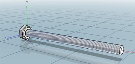 CAD Daten Befestigungstechnik